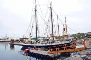 <h5>Husavik, le petit port</h5>