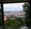 <h5>Prague, funiculaire du parc Petrin</h5>