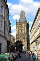 <h5>Prague, la poudrière</h5>