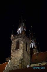 <h5>Prague, la nuit</h5>