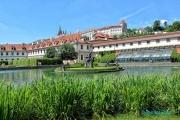 <h5>Prague, jardins du Palais Valdštejnský</h5>