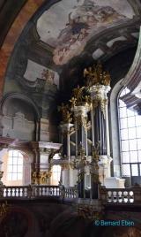 <h5>Prague, orgues de l'église St Nicolas</h5>