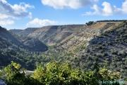 <h5>Ragusa, la  vallée environnante</h5>