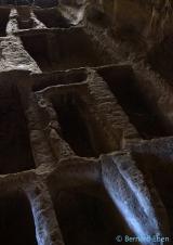 <h5>Sicile, site archéologique de cava Ispica</h5>