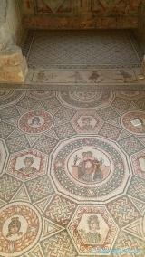 <h5>Villa Romana del casale</h5>