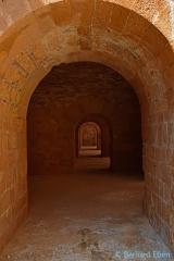 <h5>Sicile - Syracuse - Castello Maniace</h5>