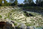 <h5>Sicile - Syracuse - Amphitéâtre Romain</h5>