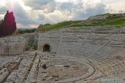 <h5>Sicile - Syracuse - Théâte Grec</h5>