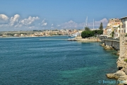<h5>Sicile - Syracuse - Le port</h5>