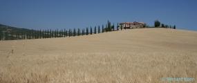 <h5>Poggio Covili, Val d'Orcia - Toscane</h5>