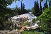 <h5>Bagni San Filippo, Val d'Orcia - Toscane</h5>