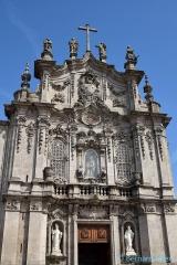 <h5>Porto - Igreja do Carmo</h5>