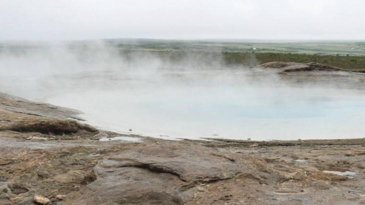 Le geyser Geysir