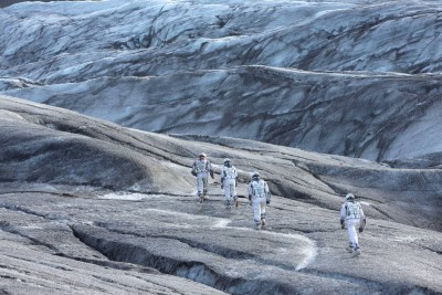 Interstellar en Islande