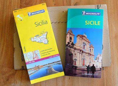 Préparation au voyage en Sicile