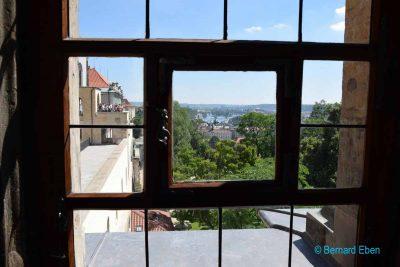 Chateau de Prague - Défenestrations
