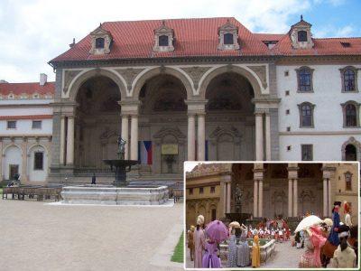 Amadéus - Milos Forman - Tournage à Prague