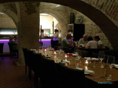 Prague, restaurant Casserol