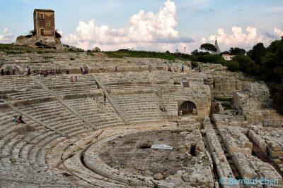 Syracuse - Théâtre grec