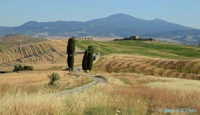 Lieu de tournage de Gladiator - Pienza