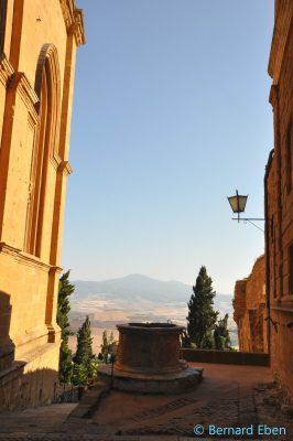 Pienza en Toscane
