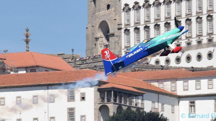 Red Bull AIre Race - Bernard Eben