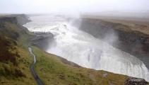 <h5>Gullfoss, la double cascade</h5>
