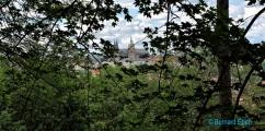 <h5>Prague, vue à partir du parc Petrin</h5>