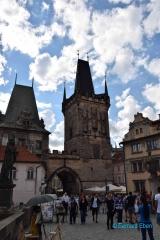 <h5>Prague, pont charles</h5>