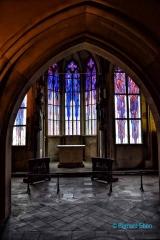 <h5>Prague, chapelle de la Vierge Marie</h5>