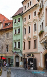 <h5>Prague, le plus petit hotel</h5>