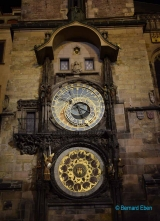 <h5>Prague, horloge astronomique</h5>