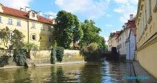 <h5>Prague, au fil de l'eau</h5>