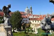 <h5>Prague, le Jardin vrtbovská</h5>