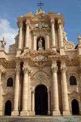 <h5>Sicile - Syracuse - Piazza Duomo</h5>