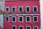 <h5>Porto - ruelle en trompe l'oeil </h5>