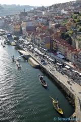 <h5>Porto - Vue du pont Dom Luis</h5>