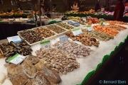 <h5>Barcelone, le marché de la Boqueria</h5>