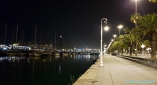 <h5>Barcelone, le port</h5>