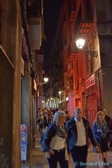 <h5>Barcelone la nuit</h5>