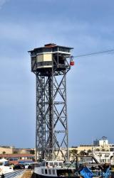 <h5>Barcelone, le téléphérique du port</h5>