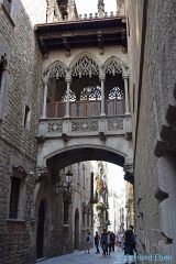 <h5>Barcelone, le quartier Gothique</h5>