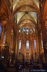 <h5>Barcelone, la cathédrale</h5>