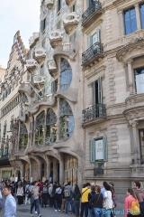 <h5>Barcelone, la casa Battlo de Gaudi</h5>