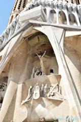 <h5>Barcelone, la Sagrada Familia de Gaudi</h5>
