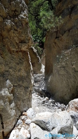 <h5>Crète - Rando Gorges de Kritsa</h5>