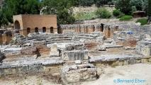 <h5>Crète - le site de Gortyne</h5>