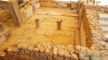 <h5>Crète - le palais de Phaestos</h5>