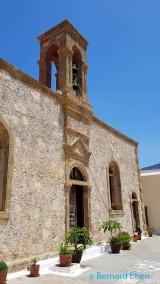 <h5>Monastère de Chrissoskalitissa</h5>