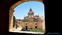 <h5>Monastère d'Arkadiou</h5>
